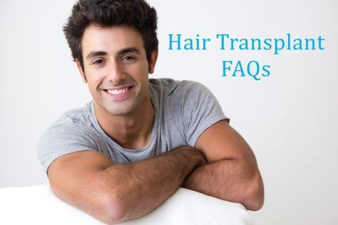 FAQ About Hair Transplant